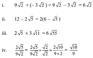 Maharashtra Board Class 9 Maths Solutions Chapter 2 Real Numbers Practice Set 2.3 32