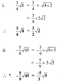 Maharashtra Board Class 9 Maths Solutions Chapter 2 Real Numbers Problem Set 2 18