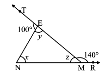 Maharashtra Board Class 9 Maths Solutions Chapter 3 Triangles Practice Set 3.1 2