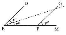 Maharashtra Board Class 9 Maths Solutions Chapter 3 Triangles Practice Set 3.1 9