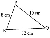 Maharashtra Board Class 9 Maths Solutions Chapter 3 Triangles Practice Set 3.4 3