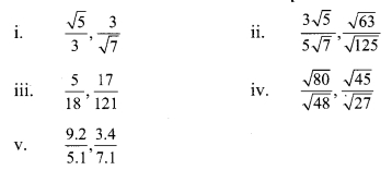 Maharashtra Board Class 9 Maths Solutions Chapter 4 Ratio and Proportion Practice Set 4.2 8