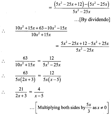 Maharashtra Board Class 9 Maths Solutions Chapter 4 Ratio and Proportion Practice Set 4.3 17