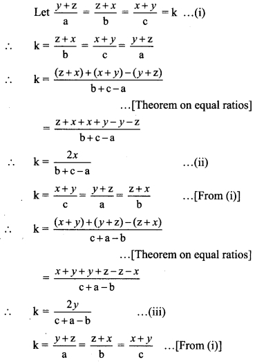 Maharashtra Board Class 9 Maths Solutions Chapter 4 Ratio and Proportion Practice Set 4.4 10