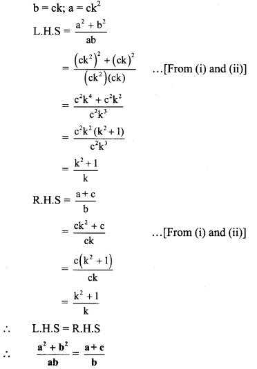 Maharashtra Board Class 9 Maths Solutions Chapter 4 Ratio and Proportion Practice Set 4.5 3
