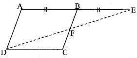 Maharashtra Board Class 9 Maths Solutions Chapter 5 Quadrilaterals Practice Set 5.1 7