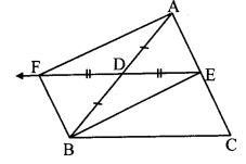 Maharashtra Board Class 9 Maths Solutions Chapter 5 Quadrilaterals Practice Set 5.2 7