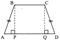 Maharashtra Board Class 9 Maths Solutions Chapter 5 Quadrilaterals Practice Set 5.4 3