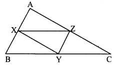 Maharashtra Board Class 9 Maths Solutions Chapter 5 Quadrilaterals Practice Set 5.5 1