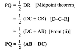 Maharashtra Board Class 9 Maths Solutions Chapter 5 Quadrilaterals Problem Set 5 13