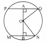 Maharashtra Board Class 9 Maths Solutions Chapter 6 Circle Problem Set 6 3