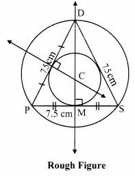 Maharashtra Board Class 9 Maths Solutions Chapter 6 Circle Problem Set 6 4