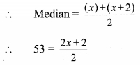 Maharashtra Board Class 9 Maths Solutions Chapter 7 Statistics Problem Set 7 9