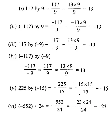 Selina Concise Mathematics Class 7 ICSE Solutions Chapter 1 Integers Ex 1B 13