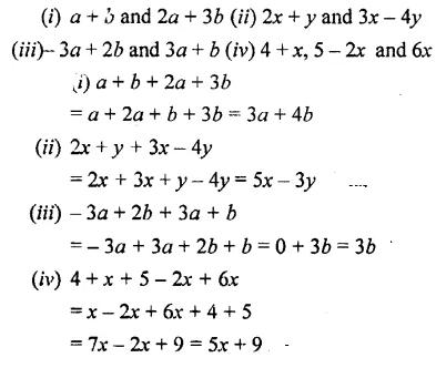 Selina Concise Mathematics Class 7 ICSE Solutions Chapter 11 Fundamental Concepts (Including Fundamental Operations) Ex 11B 13