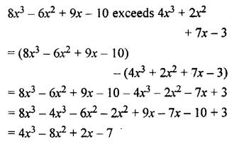 Selina Concise Mathematics Class 7 ICSE Solutions Chapter 11 Fundamental Concepts (Including Fundamental Operations) Ex 11B 27