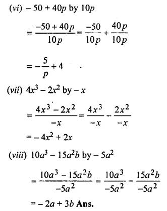 Selina Concise Mathematics Class 7 ICSE Solutions Chapter 11 Fundamental Concepts (Including Fundamental Operations) Ex 11D 58