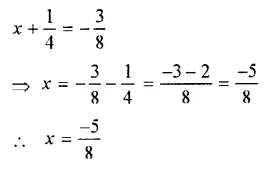 Selina Concise Mathematics Class 7 ICSE Solutions Chapter 12 Simple Linear Equations Ex 12A 21