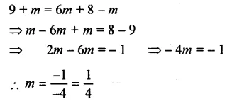 Selina Concise Mathematics Class 7 ICSE Solutions Chapter 12 Simple Linear Equations Ex 12B 40