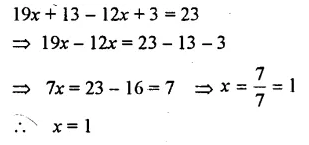 Selina Concise Mathematics Class 7 ICSE Solutions Chapter 12 Simple Linear Equations Ex 12B 42