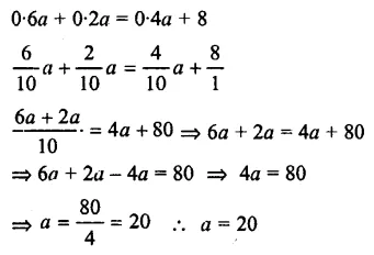 Selina Concise Mathematics Class 7 ICSE Solutions Chapter 12 Simple Linear Equations Ex 12C 65