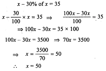Selina Concise Mathematics Class 7 ICSE Solutions Chapter 12 Simple Linear Equations Ex 12C 69