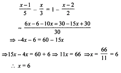 Selina Concise Mathematics Class 7 ICSE Solutions Chapter 12 Simple Linear Equations Ex 12C 82