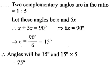 Selina Concise Mathematics Class 7 ICSE Solutions Chapter 14 Lines and Angles Ex 14A 16
