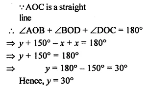 Selina Concise Mathematics Class 7 ICSE Solutions Chapter 14 Lines and Angles Ex 14A 4