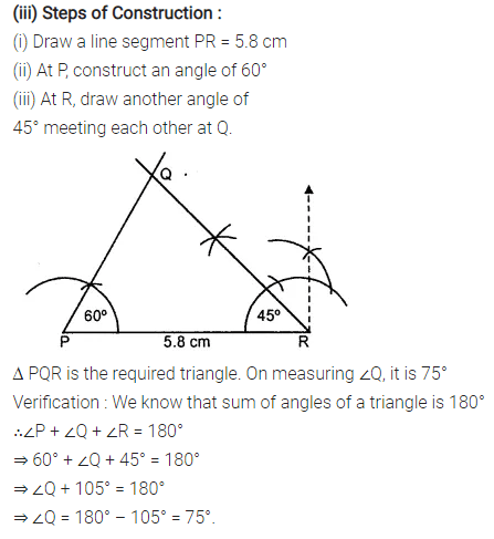 Selina Concise Mathematics Class 7 ICSE Solutions Chapter 15 Triangles Ex 15C 46