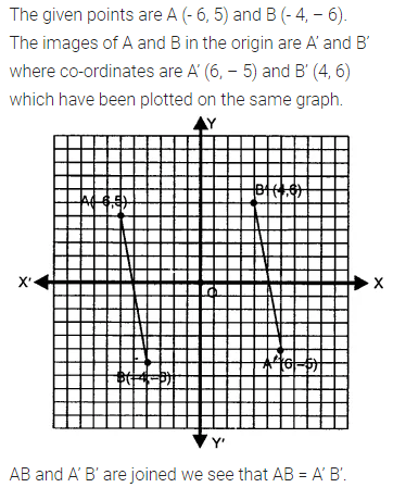 Selina Concise Mathematics Class 7 ICSE Solutions Chapter 17 Symmetry Ex 17B 25