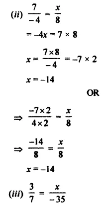 Selina Concise Mathematics Class 7 ICSE Solutions Chapter 2 Rational Numbers Ex 2A 17