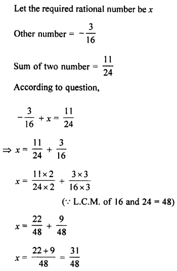 Selina Concise Mathematics Class 7 ICSE Solutions Chapter 2 Rational Numbers Ex 2C 68