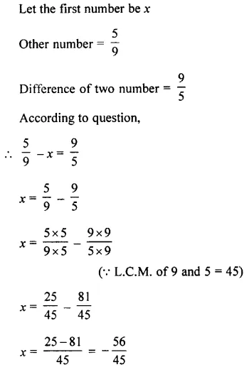 Selina Concise Mathematics Class 7 ICSE Solutions Chapter 2 Rational Numbers Ex 2C 73