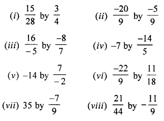 Selina Concise Mathematics Class 7 ICSE Solutions Chapter 2 Rational Numbers Ex 2D Q6