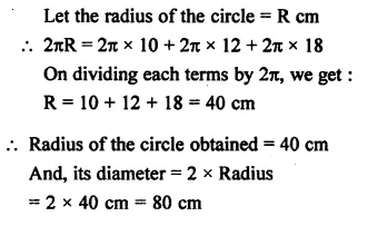 Selina Concise Mathematics Class 7 ICSE Solutions Chapter 20 Mensuration Ex 20A 20