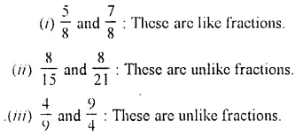 Selina Concise Mathematics Class 7 ICSE Solutions Chapter 3 Fractions (Including Problems) Ex 3B 9