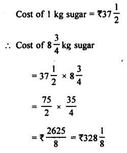 Selina Concise Mathematics Class 7 ICSE Solutions Chapter 3 Fractions (Including Problems) Ex 3C 49