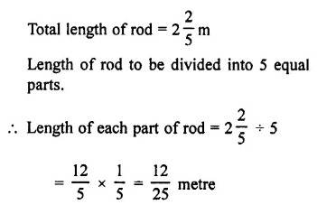Selina Concise Mathematics Class 7 ICSE Solutions Chapter 3 Fractions (Including Problems) Ex 3C 54