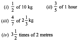 Selina Concise Mathematics Class 7 ICSE Solutions Chapter 3 Fractions (Including Problems) Ex 3C Q4