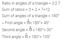 Selina Concise Mathematics Class 7 ICSE Solutions Chapter 6 Ratio and Proportion (Including Sharing in a Ratio) Ex 6A 6