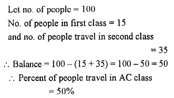 Selina Concise Mathematics Class 7 ICSE Solutions Chapter 8 Percent and Percentage Ex 8B 18