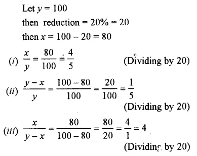 Selina Concise Mathematics Class 7 ICSE Solutions Chapter 8 Percent and Percentage Ex 8C 38
