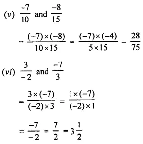 Selina Concise Mathematics Class 8 ICSE Solutions Chapter 1 Rational Numbers EX 1C 68