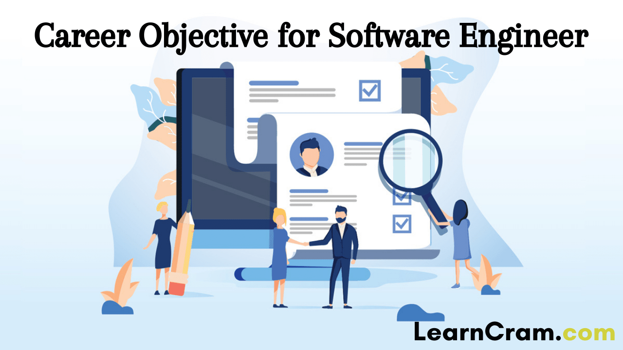 career objective for software engineer