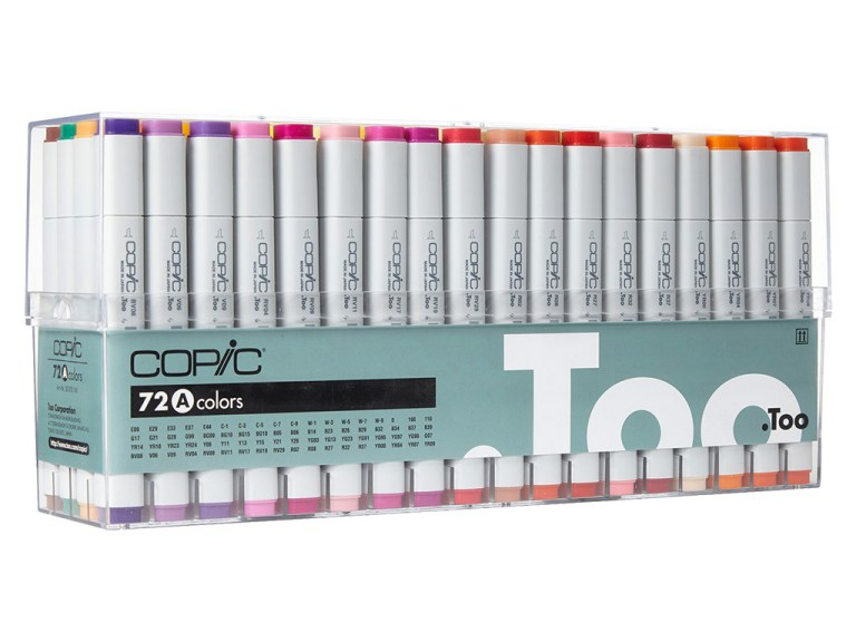 Add Copic Markers to Your Toolkit