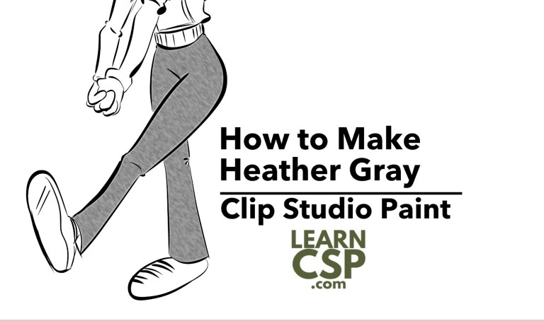 How to Make (or Fake) Heather Gray