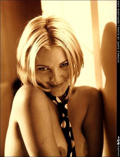 Drew-Barrymore-nipples