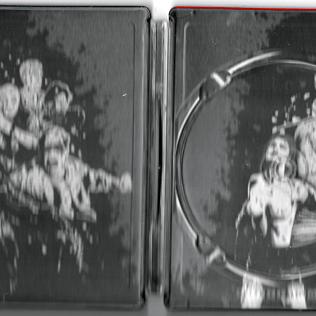 Blu Ray Steelbook, inner.