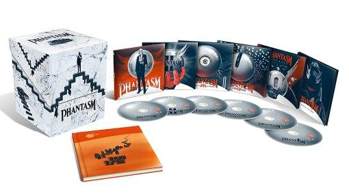 Phantasm (Blu Ray Collection) Arrow Reg B